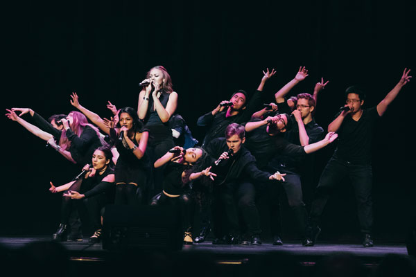 Your 2017 ICCA Lineup
